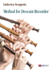 Scoppola, Ludovica : Method for Descant Recorder