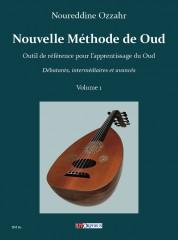 Ozzahr, Noureddine : Nouvelle Méthode de Oud - Vol. 1