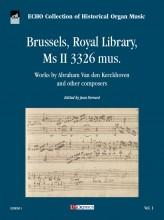 Brussels, Royal Library, Ms II 3326 mus.
