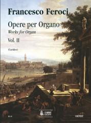 Feroci, Francesco : Works for Organ - Vol. 2 [Bologna, Biblioteca del Conservatorio, Ms. Z/95]
