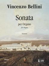 Bellini, Vincenzo : Sonata for Organ