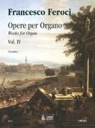 Feroci, Francesco : Works for Organ - Vol. 4 [Staatsbibliothek zu Berlin Preußischer Kulturbesitz, Mus. ms. L 113]