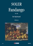 Soler, Antonio : Fandango R 146 for Keyboard
