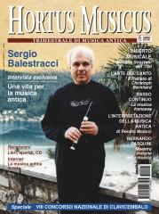 Hortus Musicus (Anno I - N. 1)
