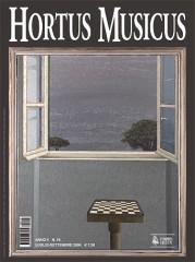 Hortus Musicus (Anno V - N. 19)