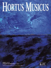 Hortus Musicus (Anno VI - N. 24)