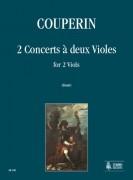 Couperin, François : 2 Concerts à deux Violes for 2 Viols