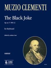 Clementi, Muzio : The Black Joke Op-sn 17 (WO 2) for Keyboard