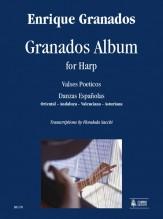 Granados, Enrique : Granados Album for Harp