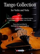 Tango Collection for Violin and Viola - Vol. 1