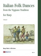 Italian Folk Dances from the Viggiano Tradition for Harp