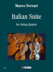 Ferrari, Marco : Italian Suite for String Quartet