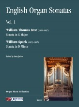 English Organ Sonatas - Vol. 1