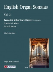 English Organ Sonatas - Vol. 2
