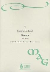 Asioli, Bonifacio : Sonata for Harp