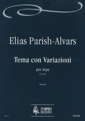 Parish Alvars, Elias : Theme and Variations for Harp