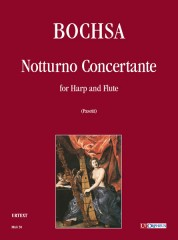 Bochsa, Robert Nicolas Charles : Notturno Concertante for Harp and Flute