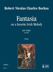 Bochsa, Robert Nicolas Charles : Fantasia on a favorite Irish Melody for Harp