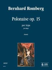 Romberg, Bernhard : Polonaise Op. 15 for Harp