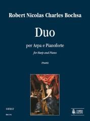 Bochsa, Robert Nicolas Charles : Duo for Harp and Piano
