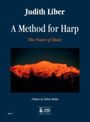 Liber, Judith : A Method for Harp. The Power of Music