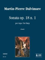 Dalvimare, Martin-Pierre : Sonata Op. 18 No. 1 for Harp
