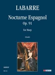 Labarre, Théodore : Nocturne Espagnol Op. 91 for Harp