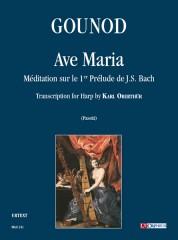 Gounod, Charles : Ave Maria. Méditation sur le 1er Prélude de J.S. Bach