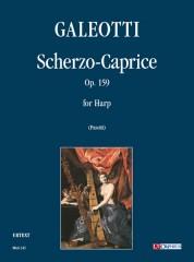 Galeotti, Cesare : Scherzo-Caprice Op. 159 for Harp