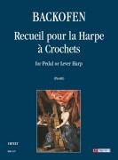 Backofen, Heinrich : Recueil pour la Harpe à Crochets for Pedal or Lever Harp