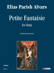Parish Alvars, Elias : Petite Fantaisie for Harp