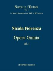 Fiorenza, Nicola : Opera Omnia - Vol. 1