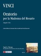 Vinci, Leonardo : Oratorio per la Madonna del Rosario (Napoli 1725) [Score]