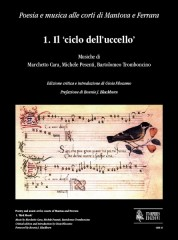 Poetry and music at the courts of Mantua and Ferrara - 1. 'Bird Music'
