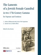 The Laments of a Jewish Female Cannibal in two 17th-Century Cantatas for Soprano and Continuo