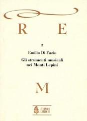 Di Fazio, Emilio : Gli strumenti musicali nei Monti Lepini