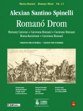 Spinelli, Alexian Santino : Romanó Drom (Romany Caravan) for Accordion, Voice and Ensemble [Score]