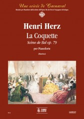 Herz, Henri : La Coquette. Scène de Bal Op. 79 for Piano