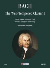 Bach, Johann Sebastian : The Well-Tempered Clavier I