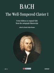 Bach, Johann Sebastian : The Well-Tempered Clavier I