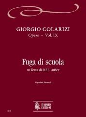 Colarizi, Giorgio : Fuga di scuola on a theme by D.F.E. Auber