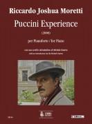 Moretti, Riccardo Joshua : Puccini Experience for Piano (2008)