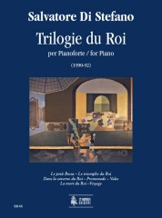 Di Stefano, Salvatore : Trilogie du Roi for Piano (1990-92)