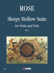 Rose, John Alan : Sleepy Hollow Suite for Violin and Viola (2007)