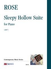 Rose, John Alan : Sleepy Hollow Suite for Piano (2007)